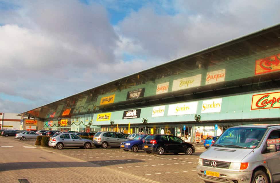 Retailpark den bosch situatiebeschrijving for Kwantum den bosch